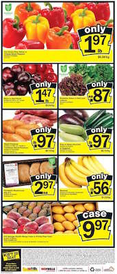 No Frills Flyer 6 July 2016