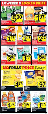 No Frills Flyer 9 July 2016
