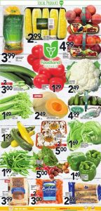 Metro Flyer August 15 2016 Local Fresh Vegetables