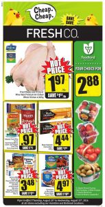 Freshco Flyer August 25 - 31 Hot Prices