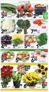 Metro Flyer August 25 - 31 Meat Products
