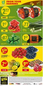 No Frills Flyer August 26 - September 1 With Amazing Coupons