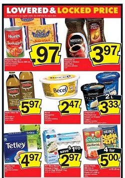 No Frills Flyer Lowered And Locked Prices Aug 5 - 11 2016