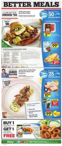 Sobeys Flyer August 26 - September 1 2016