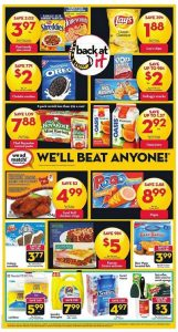Giant Tiger Flyer August 28 2016 Snacks Opportunities