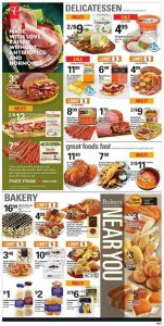 Loblaws Flyer August 28 2016 Deli and Bakery Options