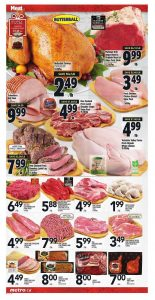 Metro Flyer November 18 2016 With Coupons