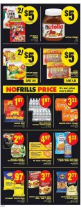 No Frills Flyer November 18 2016 With Great Coupons