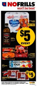 No Frills Flyer November 27 2016 With Coupons
