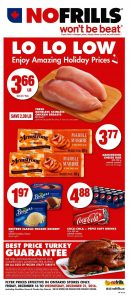 No Frills Flyer December 19 2016