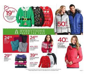 Sears Flyer December 14 2016 Super Santa Weekend