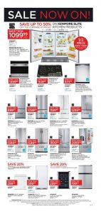 Sears Flyer Boxing Day Sale December 26 2016