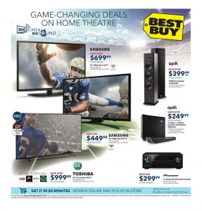 Best Buy Flyer January 14 2017