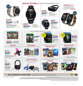 Best Buy Flyer January 3 2017