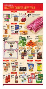 Loblaws Flyer January 15 2017 Happy Chinese New Year