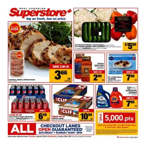 Superstore Flyer January 16 2017