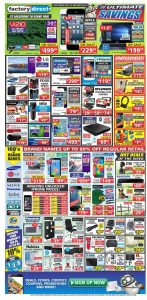 Factory Direct Flyer February 22 2017