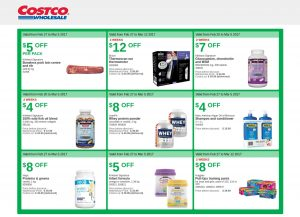 Costco Flyer February 27 2017