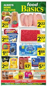 Food Basics Flyer February 15 2017