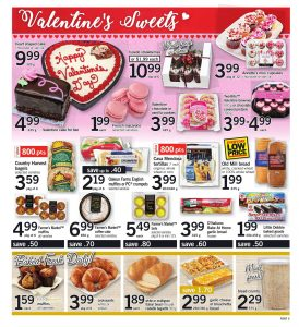 Fortino's Flyer February 8 2017