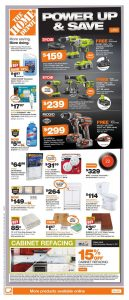 Home Depot Flyer February 9 2017