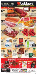 Loblaws Flyer February 13 2017