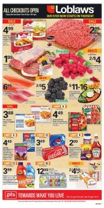 Loblaws Flyer February 3 2017