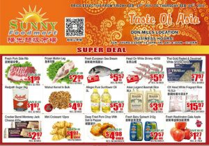 Sunny Food Mart Flyer February 7 2017