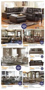 Ashley Furniture Homestore Flyer March 15 2017