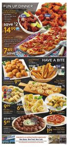 M&M Food Market Flyer March 4 2017