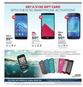 Best Buy Flyer April 12 2017