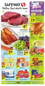 Safeway Flyer April 17 2017