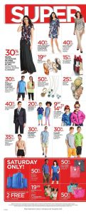 Sears Flyer May 21 2017