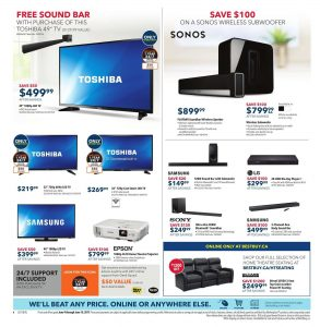Best Buy Flyer June 10 2017 Father's Day