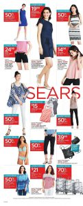 Sears Flyer June 27 2017