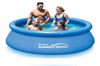 Canadian Tire Holiday Needs Summer Waves 8x26 pool $74.99
