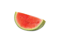 Metro Produce Seedless watermelon ouarters $0.99 / lb.