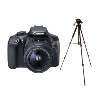 Save $130 on Canon DSL Package