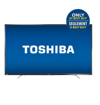 Save $300 On Toshiba 65 4K UHD LED