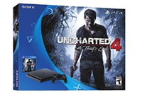 Walmart Electronic PS4 uncharted 4 500gb hardware , $349.96