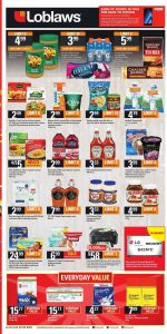 Loblaws Flyer Special Sale 17 Aug 2017