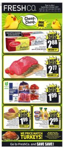 FreshCo Flyer Cheap Cheap Deals 28 Sep 2017