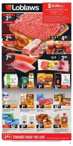 Loblaws Flyer Good Foods 8 Sept 2017