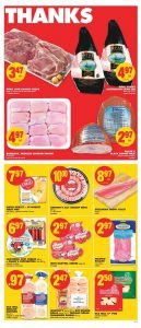 No Frills Flyer October 2 2017
