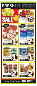 FreshCo Flyer Cheap Cheap Sale 19 Oct 2017