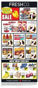 FreshCo Flyer Cheap Cheap Sale 26 October 2017