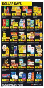 Loblaws Flyer Dollar Days Deals October 2017