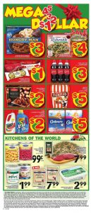 Food Basics Flyer Mega Dollar Sale 20 Nov 2017