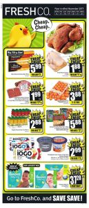 FreshCo Flyer Black Friday Deals 16 Nov 2017