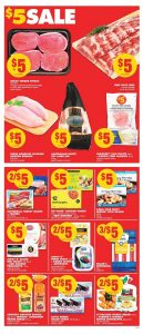 No Frills Flyer 5 Dollar Sale 23 Nov 2017